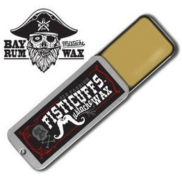 Grave Before Shave Fisticuffs Mustache Wax - Bay Rum