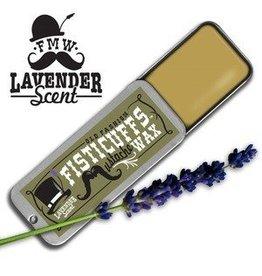 Grave Before Shave Fisticuffs Mustache Wax - Lavender
