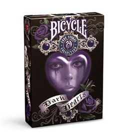 Bicycle Bicycle Playing Cards -  Anne Stokes Dark Hearts