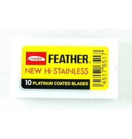 Col. Conk Feather Double Edge Blades