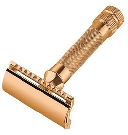 Merkur Merkur Heavy Duty Safety Razor - Gold
