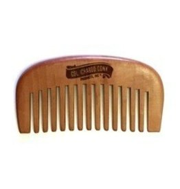 Col. Conk Col. Conk Small Wood Beard Comb