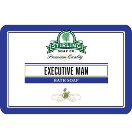 Stirling Soap Co. Stirling Bath Soap - Executive Man