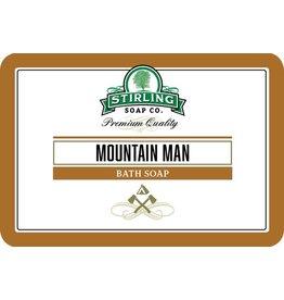 Stirling Soap Co. Stirling Bath Soap - Mountain Man
