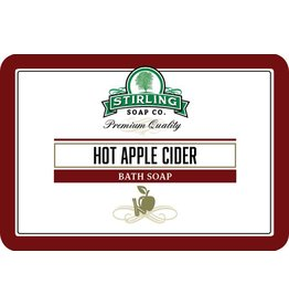 Stirling Soap Co. Stirling Bath Soap - Hot Apple Cider