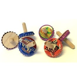 Channel Craft Bottle Tops