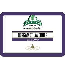 Stirling Soap Co. Stirling Bath Soap - Bergamot Lavender