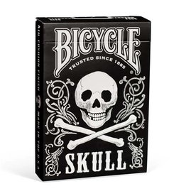 Bicycle Bicycle Playing Cards - Skull