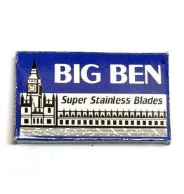 Parker Big Ben Super Stainless Double Edge Blades