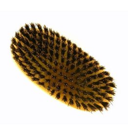 Bass Brushes R.S. Stein Beard Brush, Oval/Soft