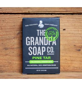 The Grandpa Soap Co. Pine Tar Soap 1.35 oz
