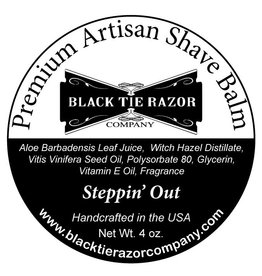 Black Tie Razor Company Black Tie Razor Co. Post-Shave Balm - Steppin' Out