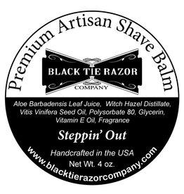 Black Tie Razor Company Black Tie Razor Co. Post-Shave Balm - Steppin' Out