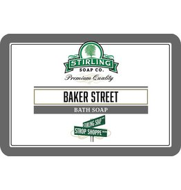 Stirling Soap Co. Stirling Bath Soap - Baker Street