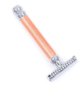 Parker Parker Safety Razor - 63C Rose Gold Open Comb