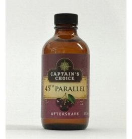Captain's Choice Captain's Choice Aftershave Splash - 45th Parallel