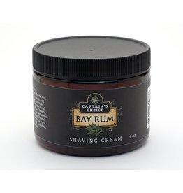 Captain's Choice Captain's Choice Shaving Cream - Bay Rum