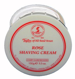 Taylor of Old Bond Street Taylor of Old Bond Street Shaving Cream - Rose