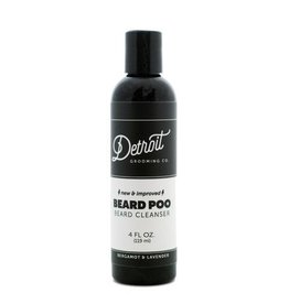 Detroit Grooming Co. Detroit Grooming Co. Beard Shampoo - Bergamot & Lavender