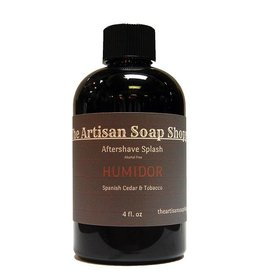 The Artisan Soap Shoppe The Artisan Soap Shoppe - Humidor Aftershave Splash
