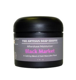 The Artisan Soap Shoppe The Artisan Soap Shoppe - Black Market Post Shave Moisturizer