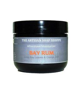 The Artisan Soap Shoppe The Artisan Soap Shoppe - Bay Rum Post Shave Moisturizer