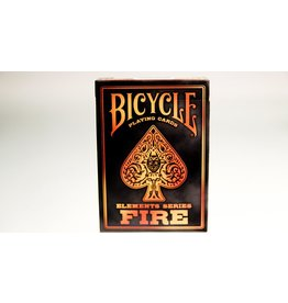Bicycle Bicycle Playing Cards -  Fire