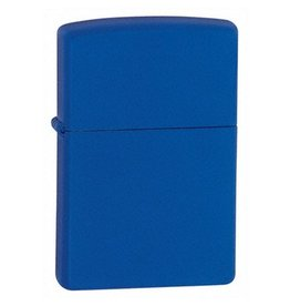 Zippo Royal Blue Matte Lighter