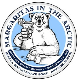 Stirling Soap Co. Stirling Shave Soap - Margaritas In The Arctic