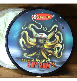 Phoenix Artisan Accoutrements PAA Atomic Age Bay Rum Shave Soap