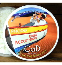 Phoenix Artisan Accoutrements PAA CaD Shave Soap