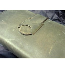 Limited Edition - Lombardos Leather Army Green Cigar Case