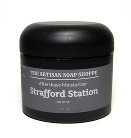 The Artisan Soap Shoppe The Artisan Soap Shoppe - Strafford Station Post Shave Moisturizer