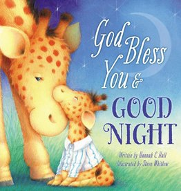 HANNAH C. HALL God Bless You & Good Night