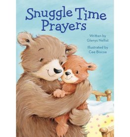 GLENYS NELLIST Snuggle Time Prayers