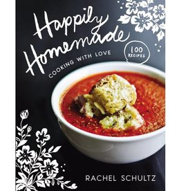 RACHEL SCHULTZ HAPPILY HOMEMADE