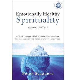 PETER SCAZZERO EMOTIONALLY HEALTHY SPIRITUALITY