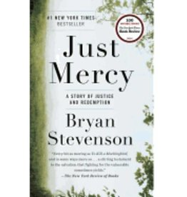 BRYAN STEVENSON JUST MERCY