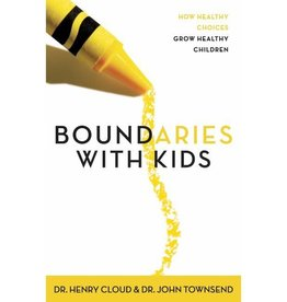 HENRY CLOUD Boundaries With Kids