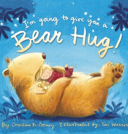 CAROLINE B. COONEY I'm Going To Give You A Bear Hug!