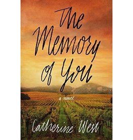 CATHERINE WEST THE MEMORY OF YOU