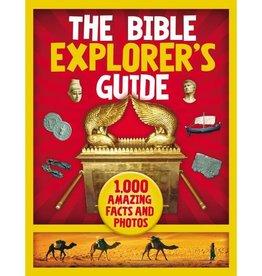 ZONDERKIDZ THE BIBLE EXPLORER'S GUIDE