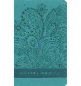 NIV Bible For Teen Girls - Carribean Blue