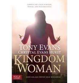 CHRYSTAL EVANS HURST AND TONY EVANS Kingdom Woman