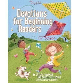 CRYSTAL BOWMAN Devotions For Beginning Readers