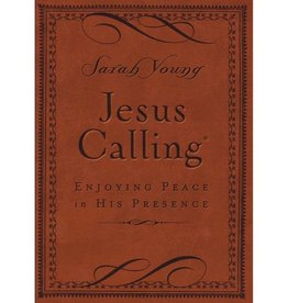 SARAH YOUNG JESUS CALLING DELUXE EDITION