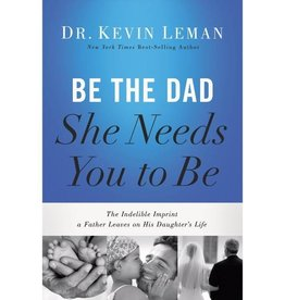 KEVIN LEMAN BE THE DAD SHE NEED YOU TO BE