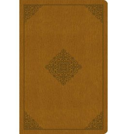 CROSSWAY ESV VALUE COMPACT BIBLE GOLDENROD