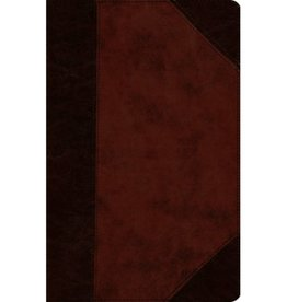CROSSWAY ESV WIDE MARGIN REFERENCE BIBLE BROWN