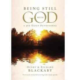 HENRY AND RICHARD BLACKABY Being Still With God: A 365 Day Devotional